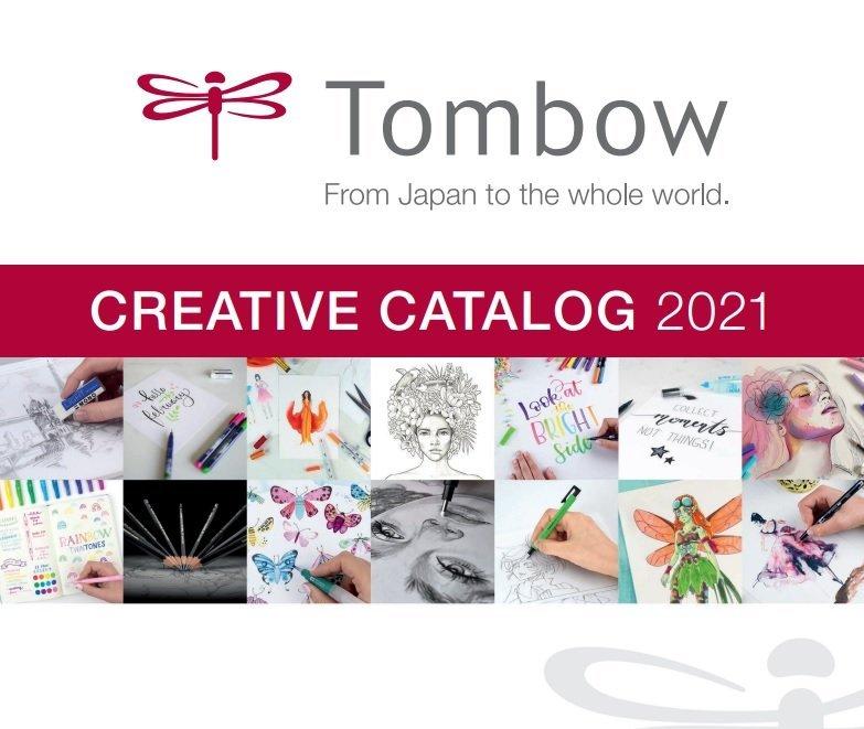 Kreativní katalog Tombow