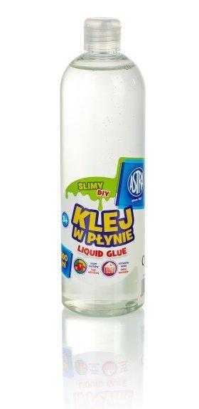 Tekuté lepidlo transparentní, 500 ml