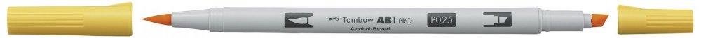 Tombow Oboustranný lihový fix ABT PRO, light orange