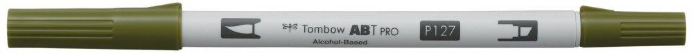 Tombow Oboustranný lihový fix ABT PRO, artichoke