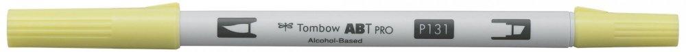 Tombow Oboustranný lihový fix ABT PRO, lemon lime