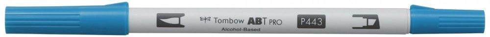 Oboustranný lihový fix ABT PRO se dvěma hroty, turquoise