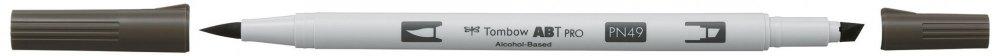 Tombow Oboustranný lihový fix ABT PRO, warm gray 8