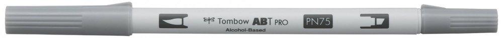 Oboustranný lihový fix ABT PRO se dvěma hroty, cool gray 3