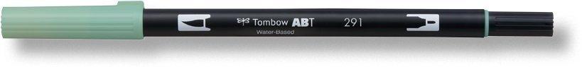 Oboustranný štětcový fix ABT Dual Brush Pen, alice blue