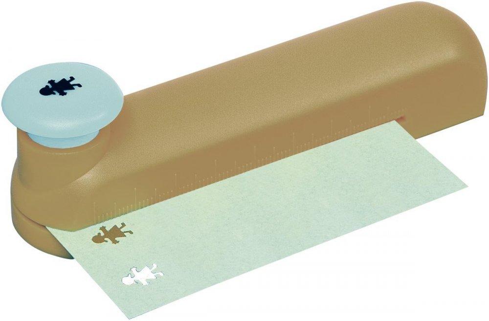 Dekorační děrovačka dlouhoramenná 1,8 cm – pár