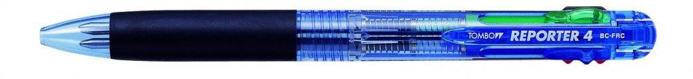 Čtyřbarevné kuličkové pero R4 modré