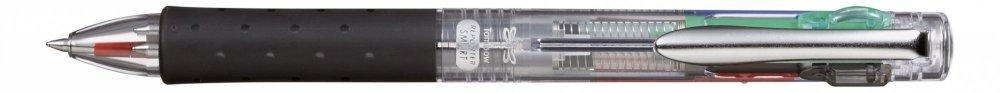Tombow Čtyřbarevné kuličkové pero Reporter 4 SMART transparentní