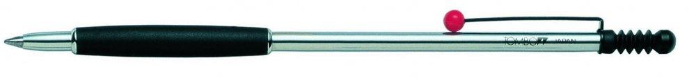 Kuličkové pero DE LUXE ZOOM 707 chrom