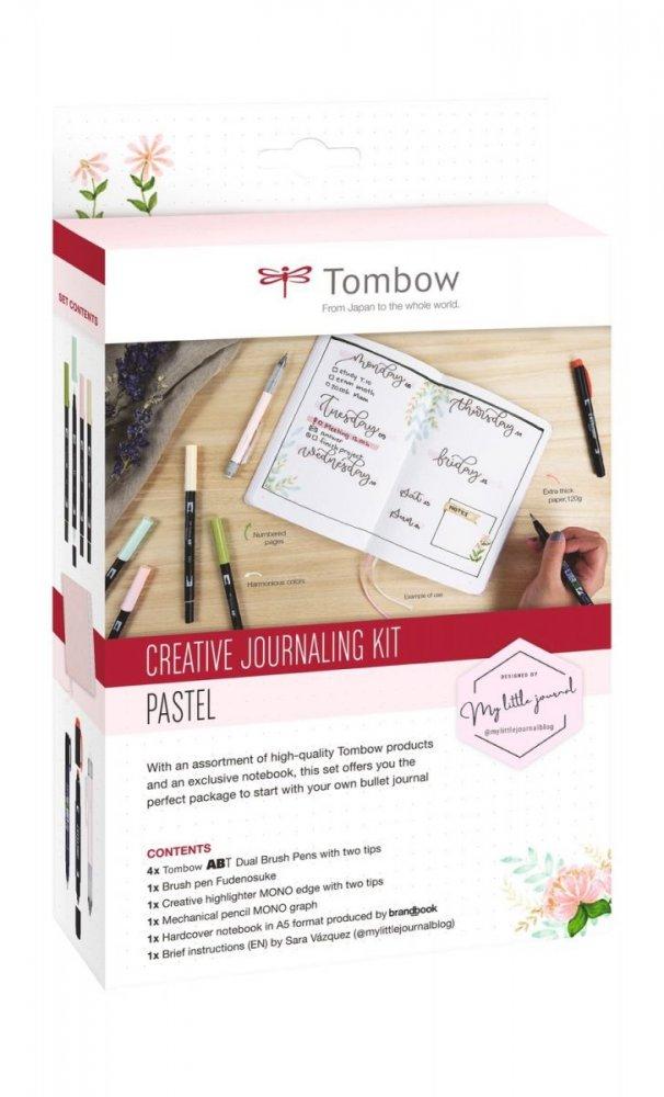 Tombow Sada Bullet journal Pastel