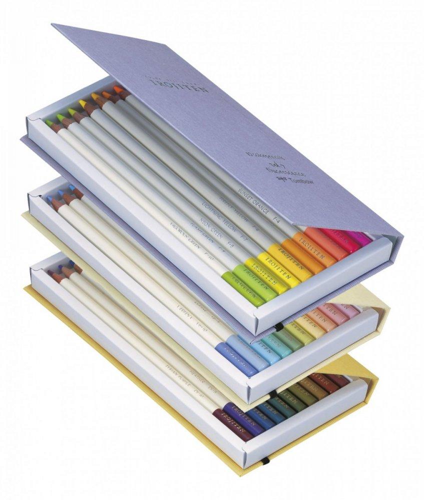 Umělecké pastelky Tombow Irojiten, 30 ks
