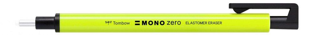 Pryž Mono Zero NEON v tužce, kulatá koncovka 2,3 mm, žlutá