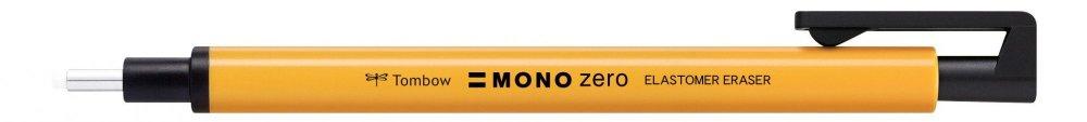 Gumovací tužka Mono Zero, 2,3 mm, neonová oranžová