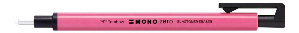 Pryž Mono Zero NEON v tužce, kulatá koncovka 2,3 mm, růžová
