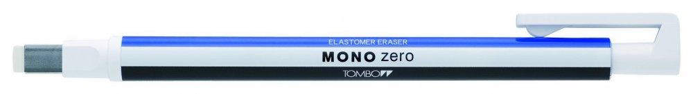 Gumovací tužka Mono Zero, 2,5 mm x 5 mm, modrá/bílá/černá