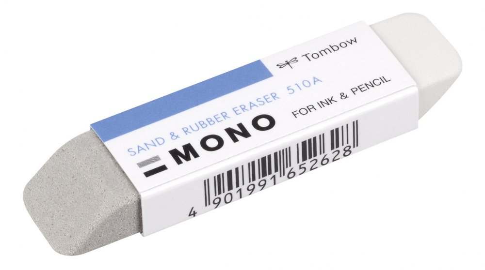 Tombow Pryž Mono Sand and Rubber, 2v1