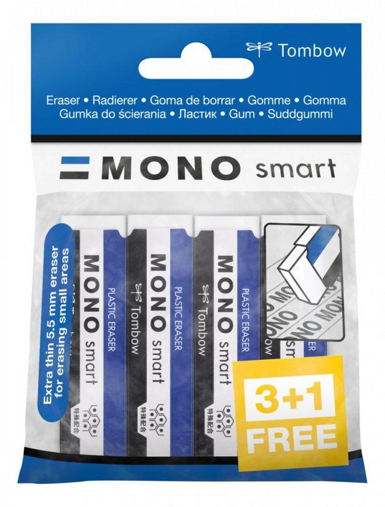 Pryž Mono Smart, balení 3+1 free