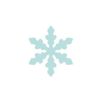 Dekorační děrovačka 1,6 cm – sněhová vločka