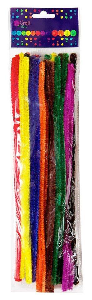 Drátky barevné 25ks/30cm