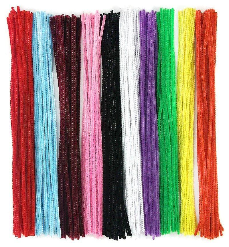 Drátky mix 10 barev 300ks/30cm