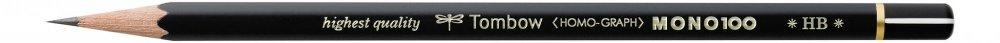 Tombow Tužka MONO 100, HB, 12 ks