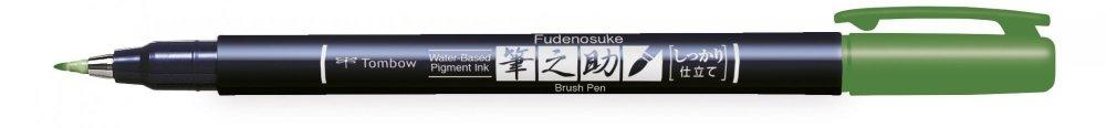 Sada štětcových fixů Fudenosuke – Malý Santův pomocník