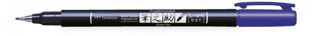 Štětcový fix Fudenosuke, blue
