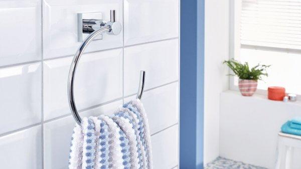 Hukk Kruhový držák na ručník 200mm x 70mm x 177mm