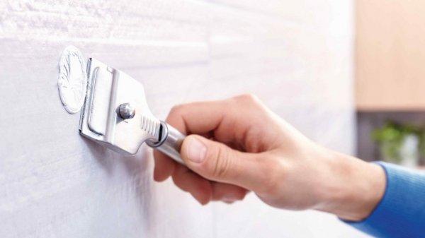 Ekkro Kruhový držák na ručník 175mm x 45mm x 195mm