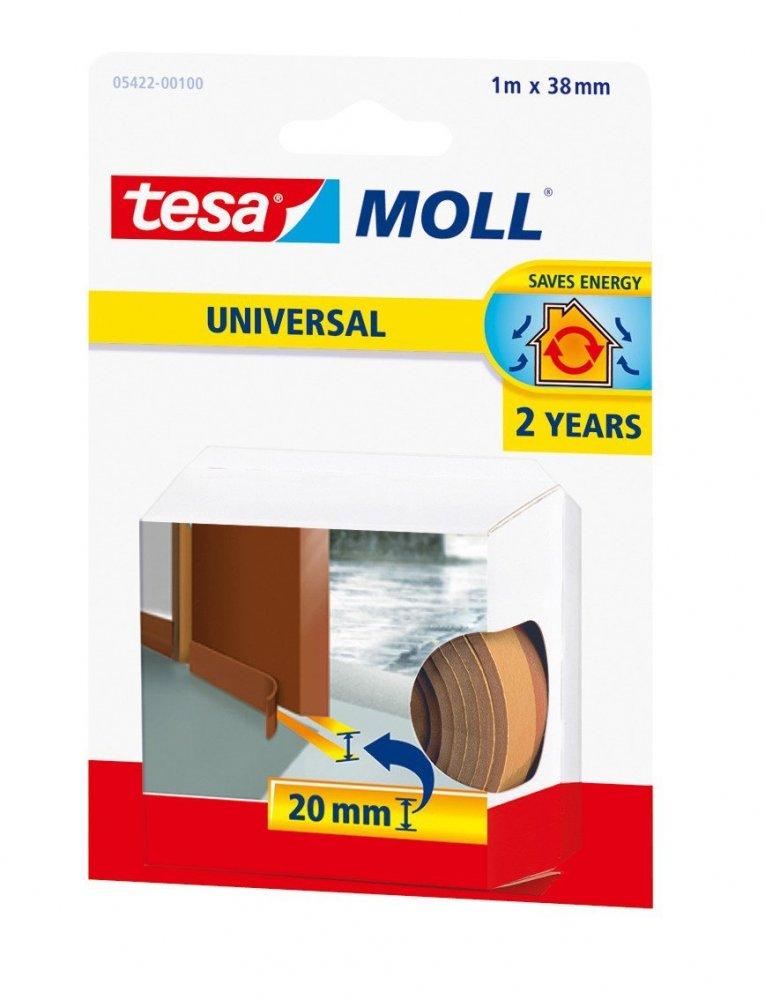 tesamoll® těsnění UNIVERSALTěsnícípěna pod dveře