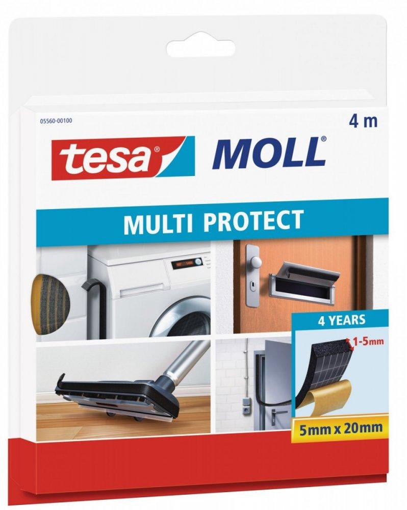 Multi Protect, samolepicí pěna, antracit, 4m x 20mm x 5mm