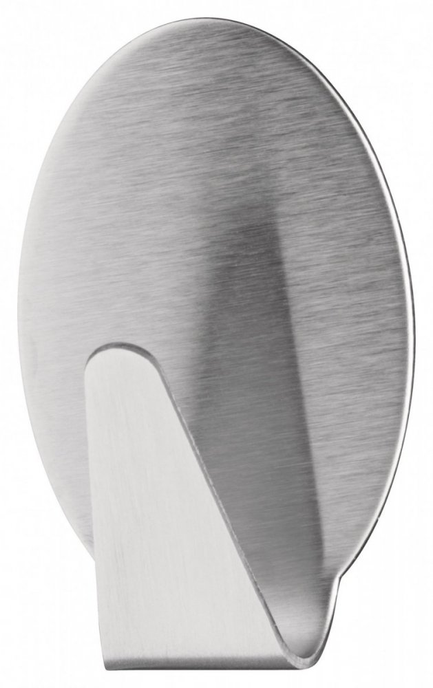 Permanent Háčky, oválné háčky větší L, ocelové, pro lehké předměty, v balení 2ks