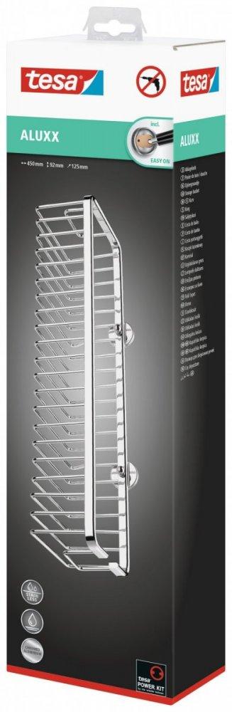 Aluxx Odkládací košík, velký, širší 92mm x 450mm x 125mm