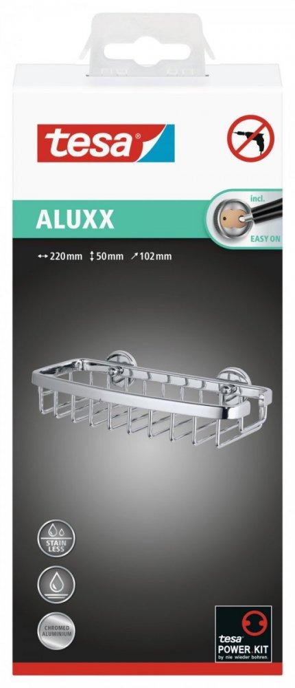 Aluxx Odkládací košík, malý 50mm x 220mm x 102mm