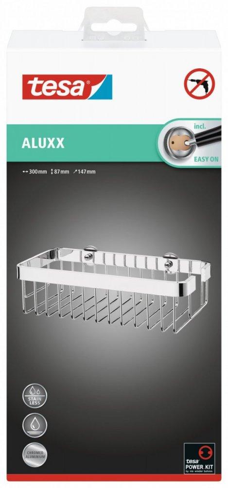 Aluxx Odkládací košík, střední 87mm x 300mm x 147mm