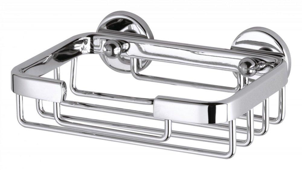 Aluxx Drátěná polička na mýdlo 46mm x 135mm x 95mm