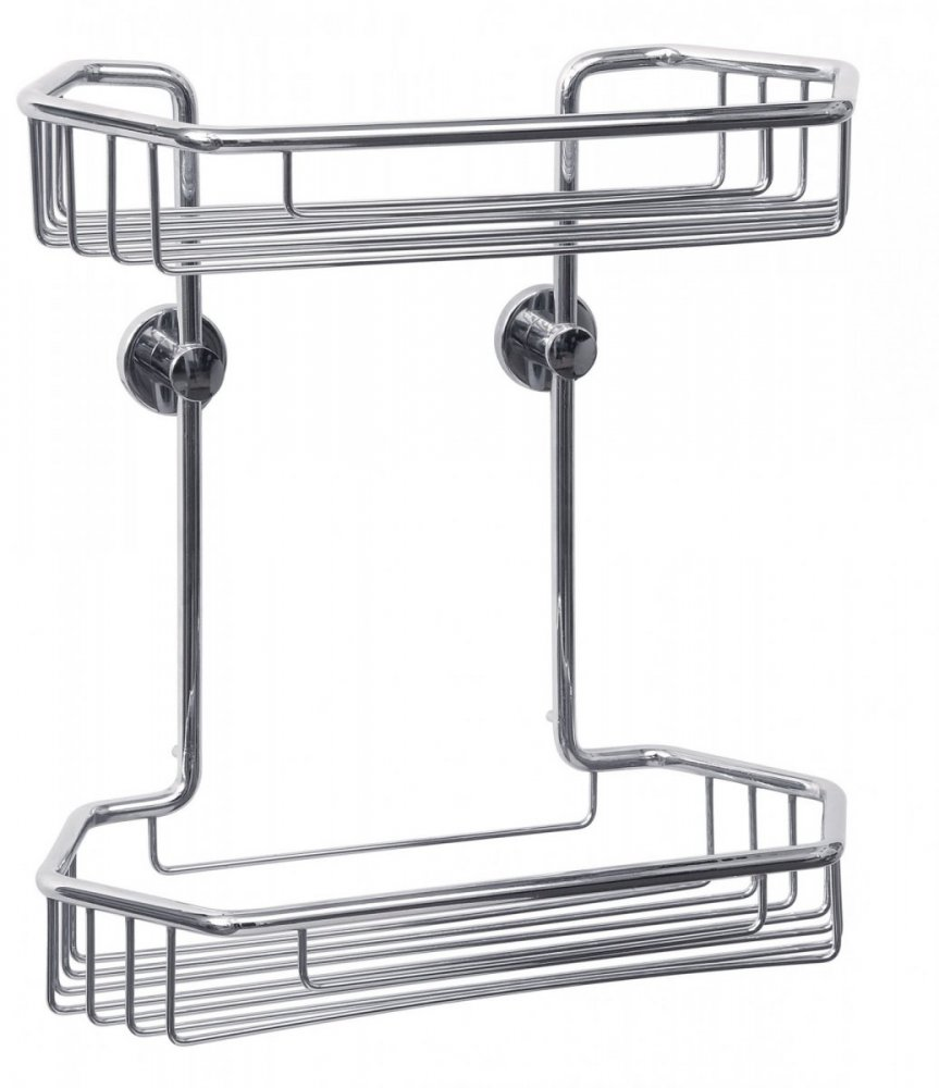 Draad Odkládací košík dvoupatrový 285mm x 275mm x 135mm