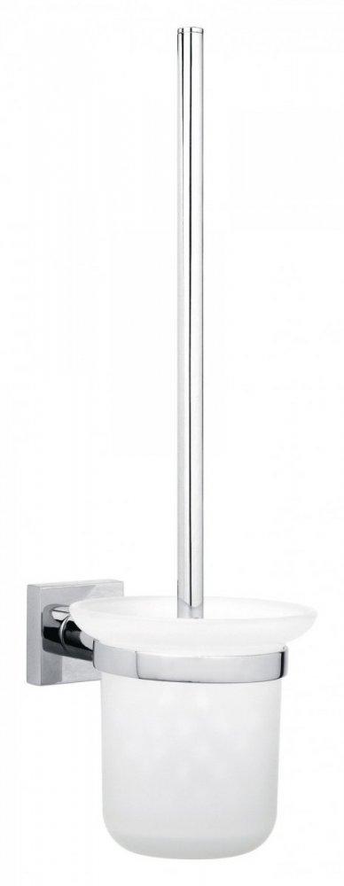Hukk Souprava WC štětky s držákem 390mm x 165mm x 115mm