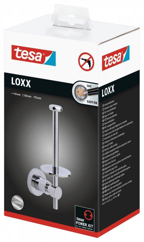 Loxx Držák na náhradní role toaletního papíru 185mm x 92mm x 65mm