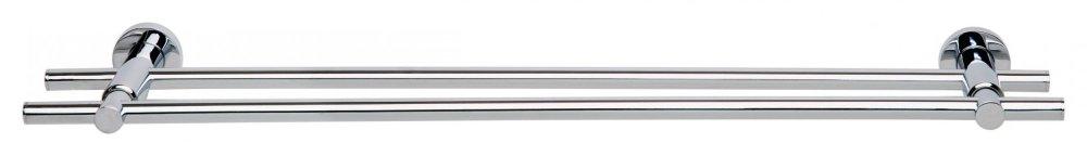 Loxx Tyč na osušku dvojitá 50mm x 160mm x 700mm