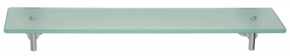 Luup Skleněná polička 70mm x 120mm x 550mm