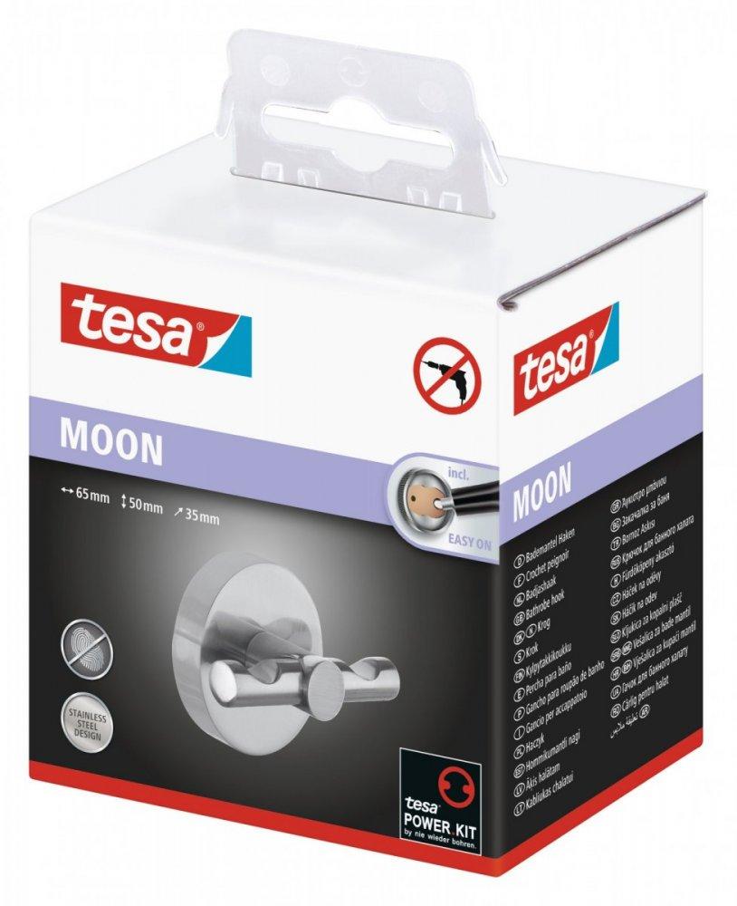 Moon Háček na oděvy 50mm x 35mm x 65mm