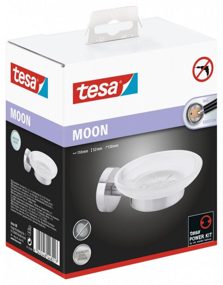 Moon Držák na mýdlo 52mm x 130mm x 110mm