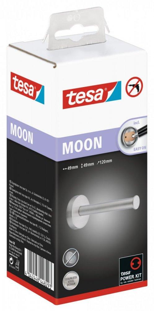 Moon Držák na náhradní role toaletního papíru 49mm x 120mm x 49mm