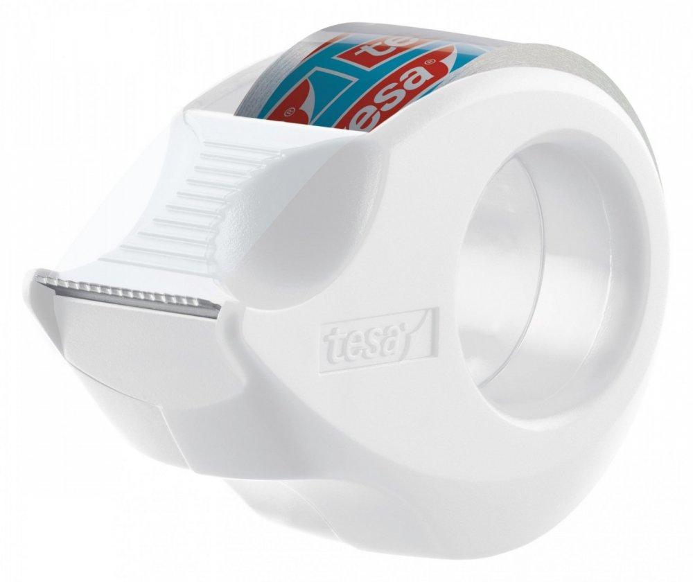 Mini odvíječ na prst s čirou páskou CRYSTAL, různé barvy, 10m x 19mm