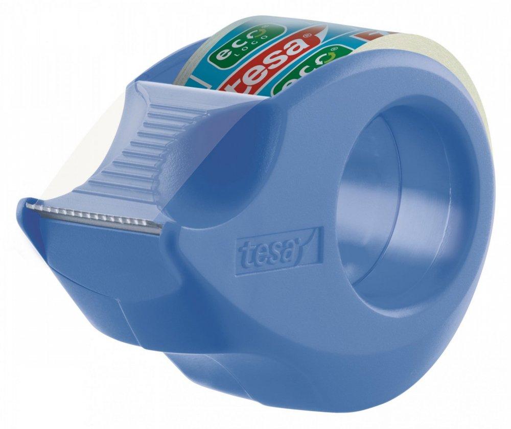 Mini odvíječ na prst s čirou páskou ECO&CLEAR, různé barvy, 10m x 19mm
