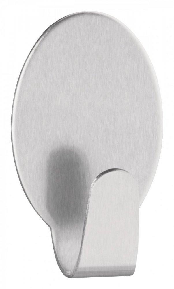 Permanent Háčky, oválné háčky velmi malé XS, ocelové, pro lehké předměty, v balení 4ks
