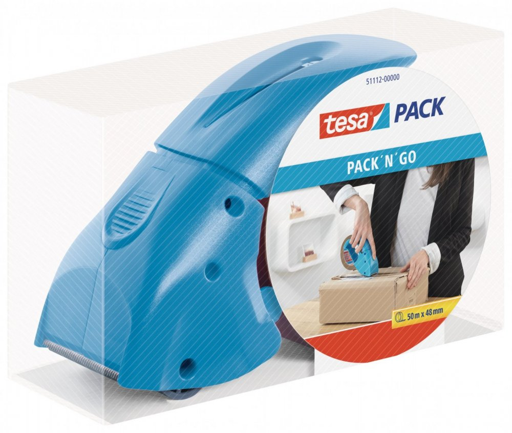 Ruční odvíječ balící pásky PACK
