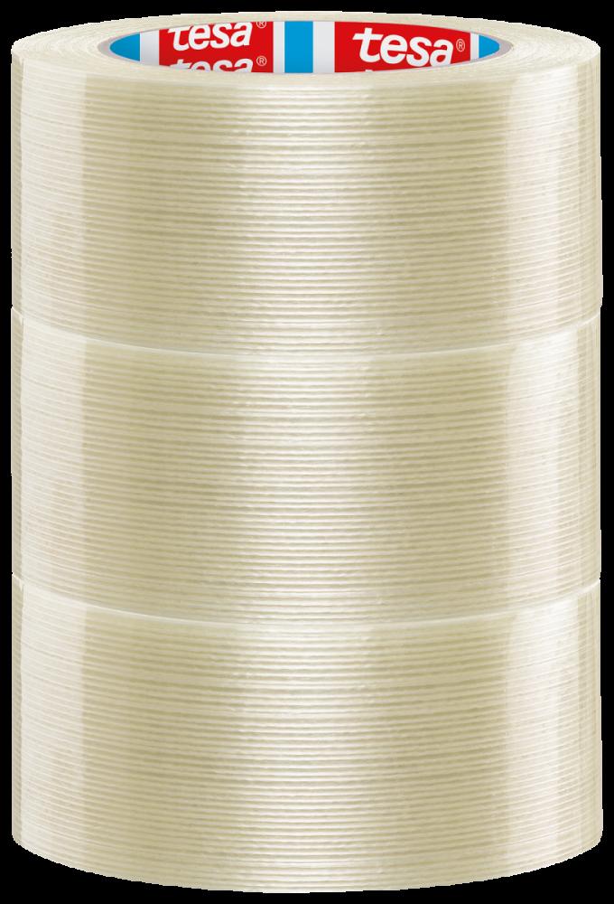 Balící páska Monofilament 50mx50mm, průhledná