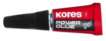 Power Glue Gel, 3x1 g - blister